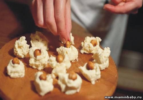 Конфеты рафаэлло в домашних условиях рецепт фото